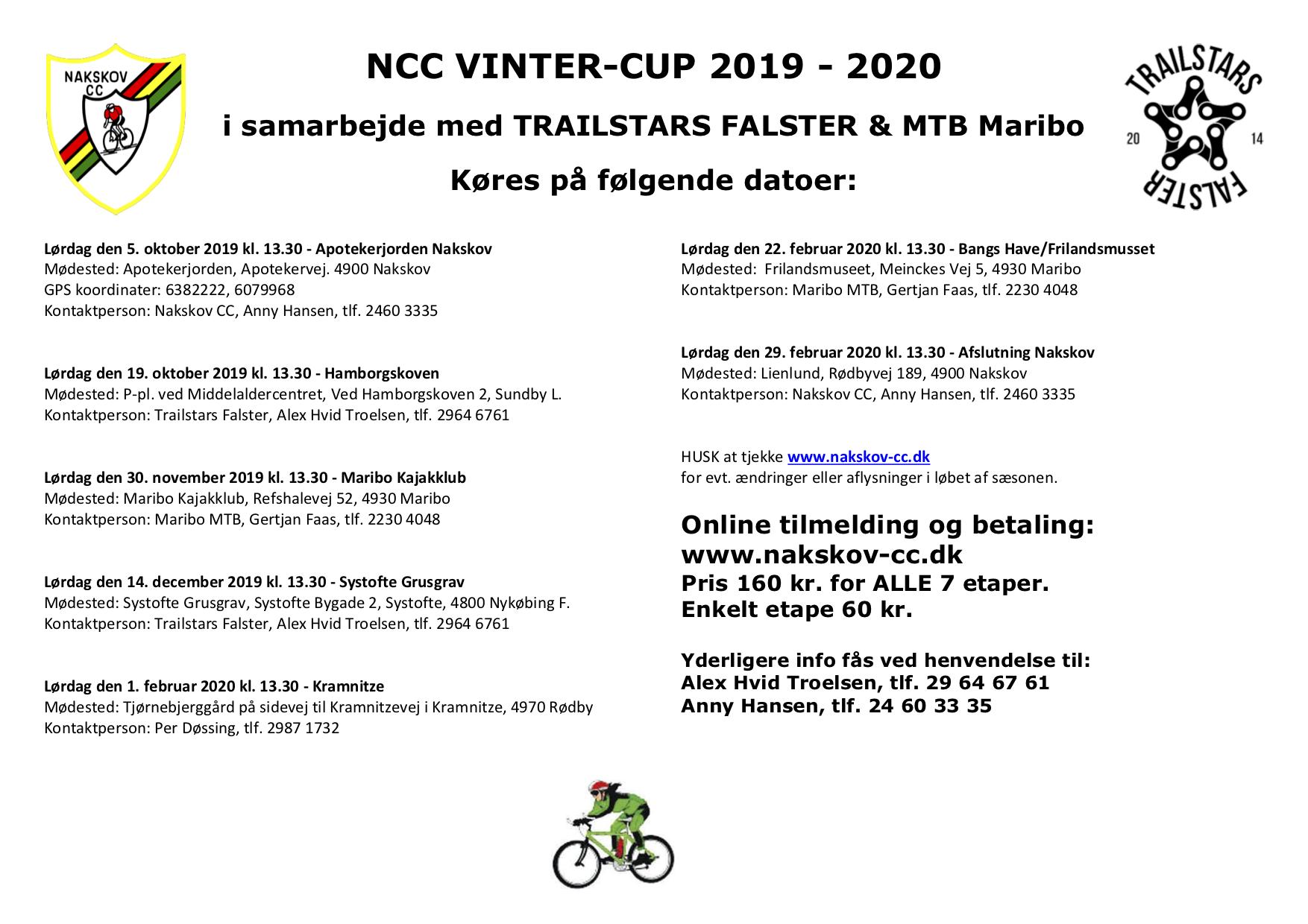 MTB Vintercup 19/20